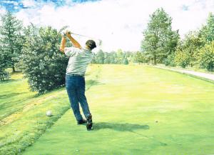 Fernanda Core – Ritratto di un istruttore del Golf Club Margara