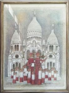 Adorno Bonciani – Parigi