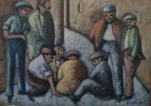 Giuseppe Gagliardi – Gruppo di uomini