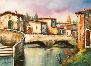 Gisella Macaro – Paesaggio
