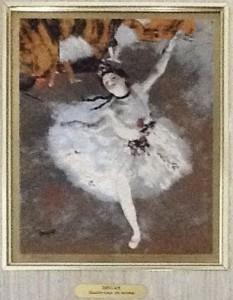 Edgar Degas – La ballerina