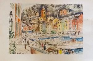 Michele Cascella – Senza titolo