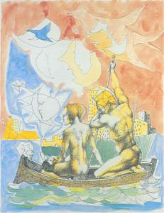 Ugo Attardi – Per i più vasti orizzonti
