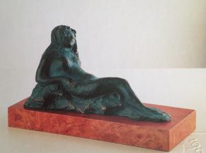 Aligi Sassu – Arianna