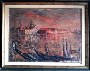 Andrea Nidiaci – San Giorgio al tramonto