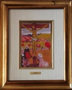 Paul Gauguin – Il Cristo giallo