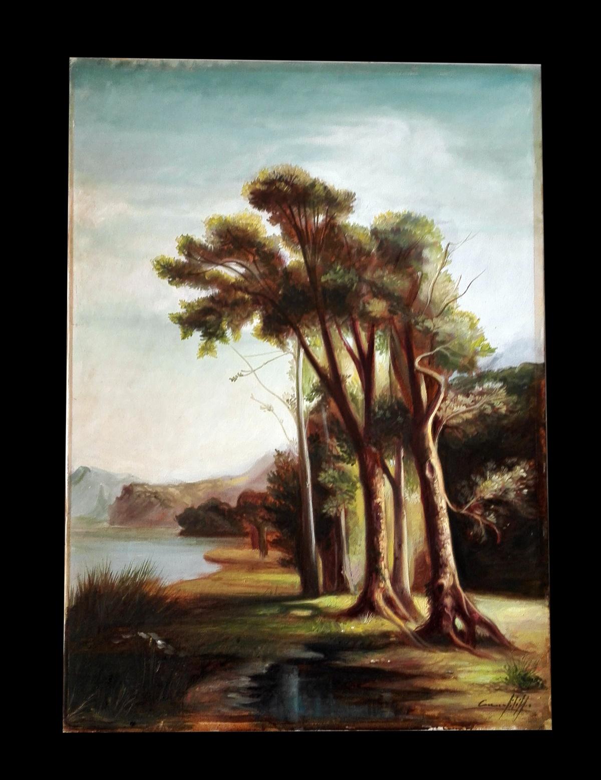 Filippo Cacace – Paesaggio