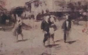 Luigi Christopher Veggetti Kanku – Piazza Garibaldi