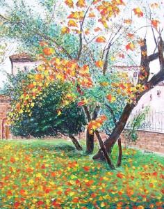 David Giovannini – Cadono le foglie