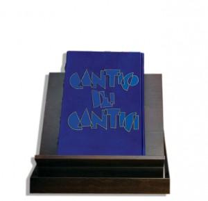 Cantico Dei Cantici – FMR ART'E' (Ugo Nespolo)