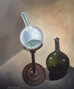 Antonio Sciacca – Trasparenze alchemiche