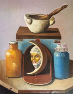 Antonio Sciacca – Still Life