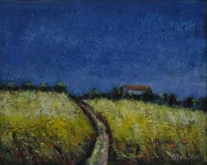 Sandro Mori – Campo di grano