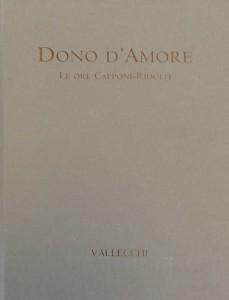 Dono d'amore – Edizioni Vallecchi