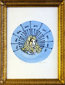 Giorgio De Chirico – Testa di Cristo
