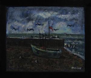 Sandro Mori – Il molo