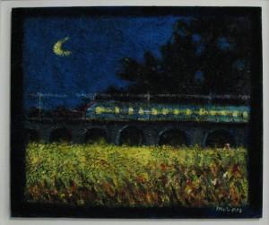 Sandro Mori – Il treno