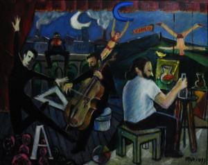 Sandro Mori – Le arti