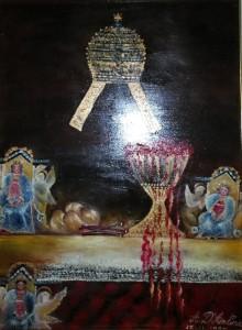 D'Antino – Profanazione del sacramento sull'altare