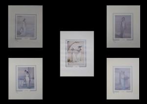 Innocenzo Melani – Lotto di litografie
