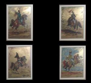 Francesco Gonzaga – I quattro Cavalieri