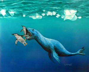 Buccigrossi Floriano – La caccia della foca leopardo