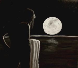 Valentini Giacomo – Alla luna
