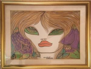 Novella Parigini – Il volto