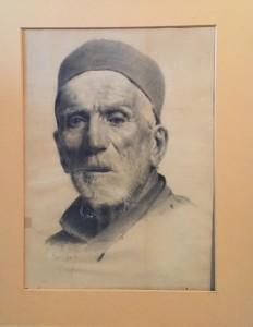 Ugo Pendini – Ritratto di  vecchio