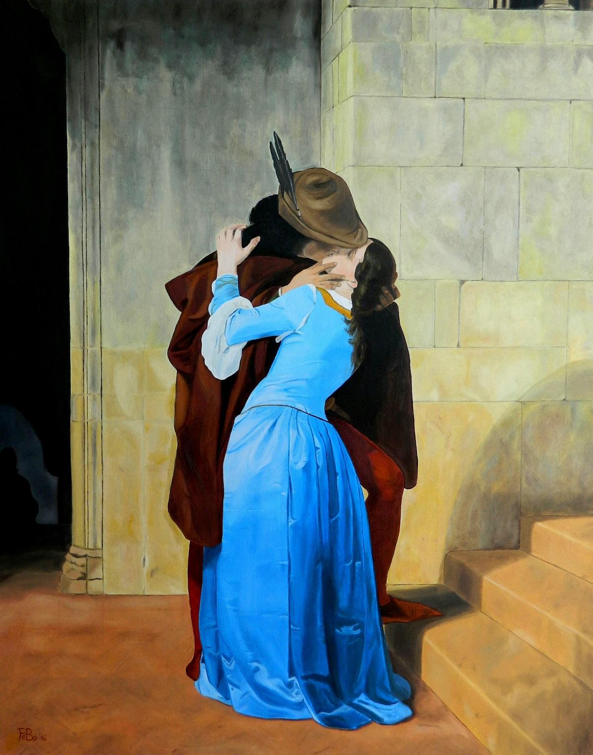 Federica Bortolin – Il bacio