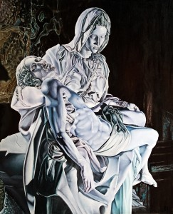 Rossi Michelangelo -La Pietà in Lilla