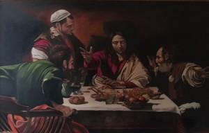 Stangalino Laura – La seconda cena di Caravaggio