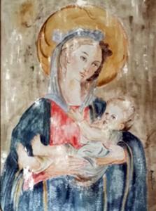 Stangalino Laura – Madonna con bambino Gesù