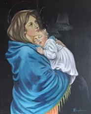 Stangalino Laura -Madonna di Ferruzzi