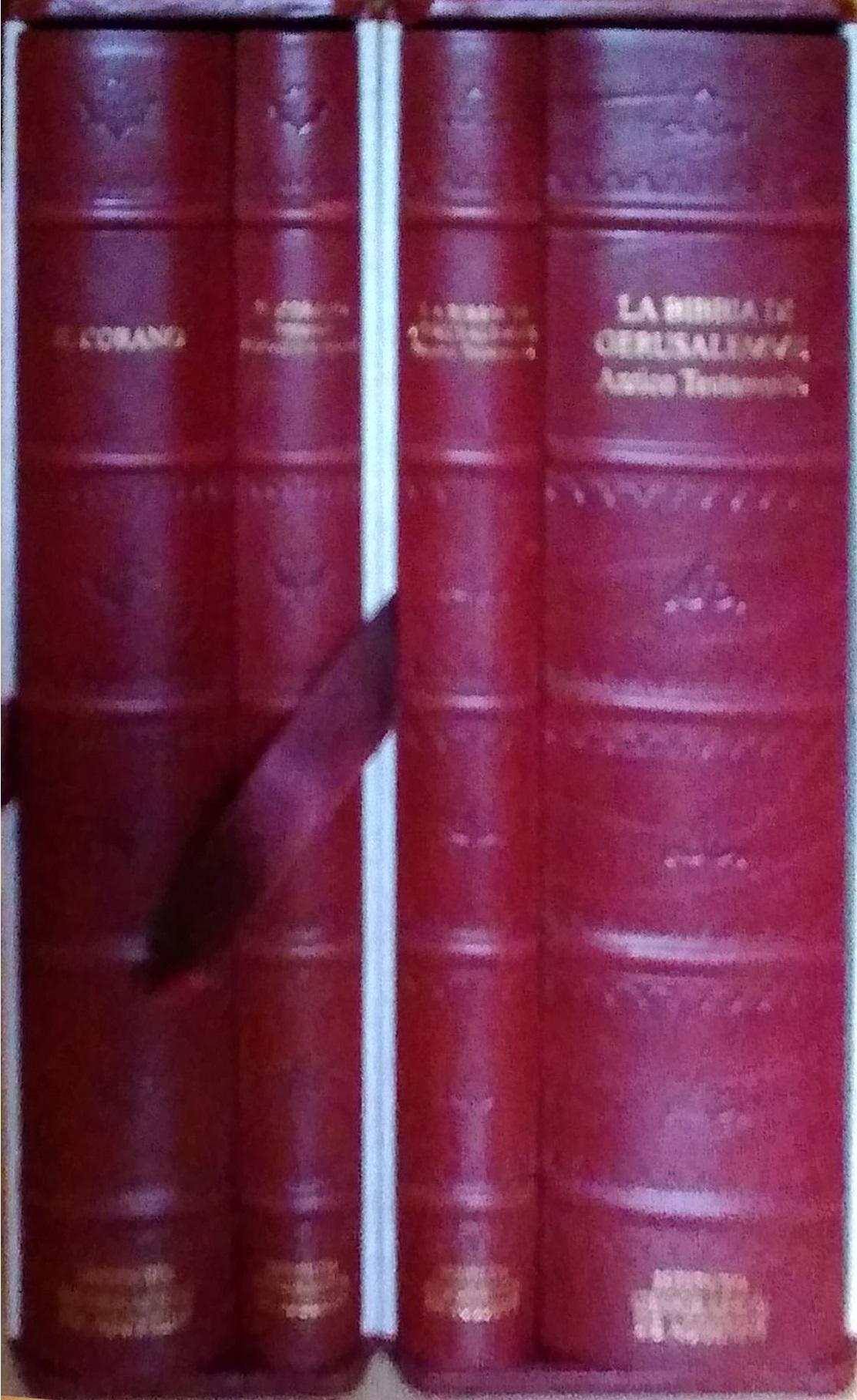 Il Corano e la Bibbia – DeAgostini