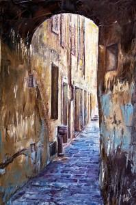 Rossi Michelangelo – Vicolo di Firenze
