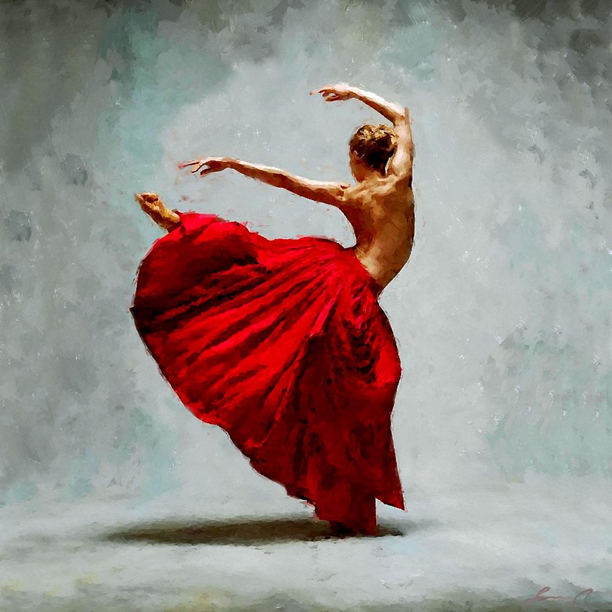 Andrea Shevchuk – Il ballo