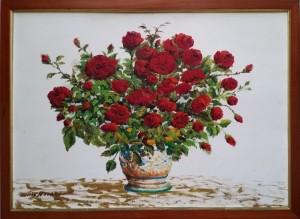 Vito Marchini – Vaso di fiori