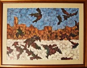 Pasquale Pilla – Volo di colombe