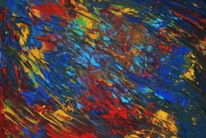 Raffaele Pani – Vibrazioni di colori