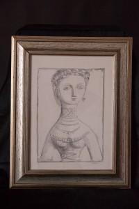 Massimo Campigli – Figura di donna