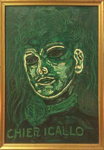 Dario Chiericallo – Donna Extragalattica