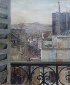 Telemaco Signorini – Parigi