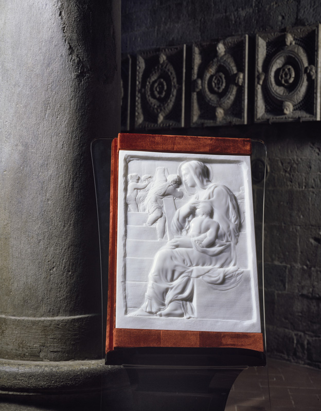 Michelangelo la dotta mano – FMR ART'E'