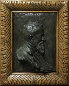 Paolo Troubetzkoy – Bassorilievo