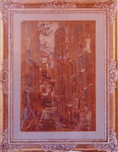 Filippo De Pisis – Paesaggio di Venezia