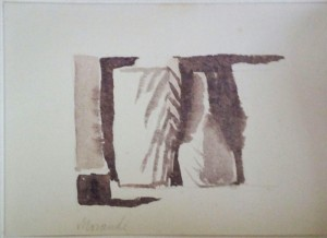 Giorgio Morandi – Senza titolo