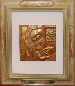 Elvio Marchionni – La Madonna della Tenerezza