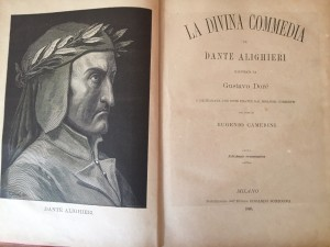 Divina Commedia – Dante Alighieri