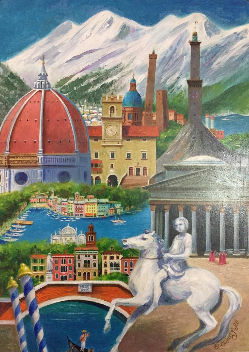 Domenico Chiaudero – Senza titolo